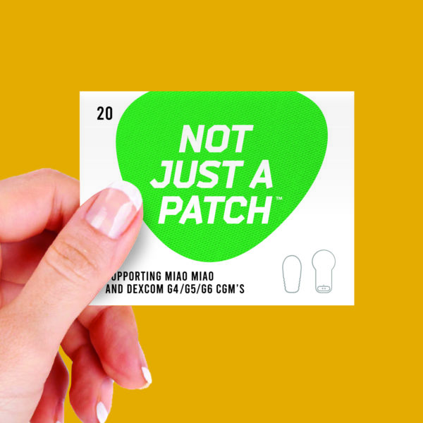 Dexcom G4/G5/G6 and MiaoMiao green patches Not just a patch