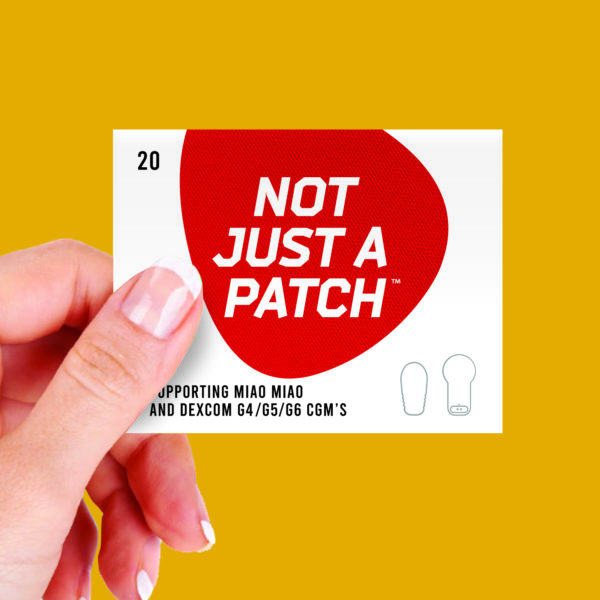 Not just a patch red patches