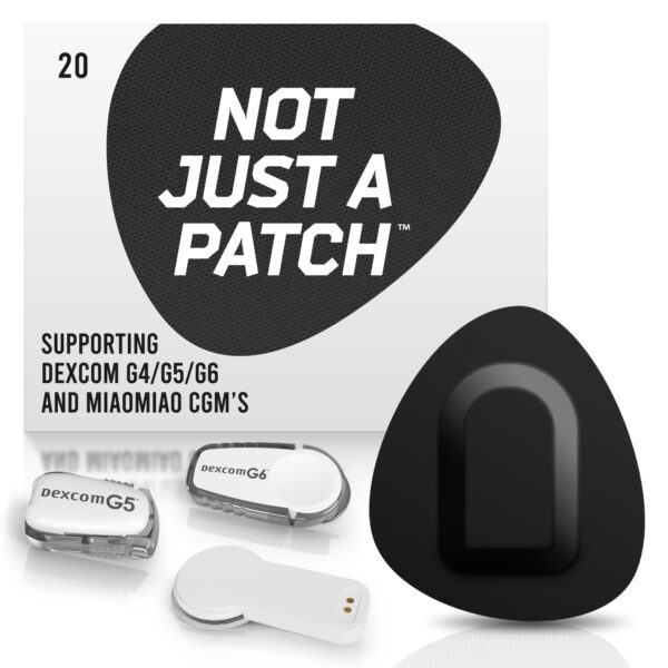 Dexcom G4/G5/G6 and MiaoMiao 1&2 Not just a patch