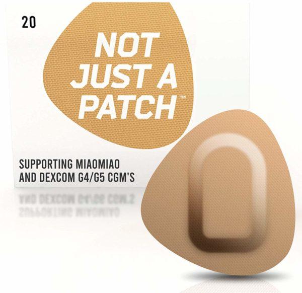 Miao Miao & Dexcom G4/G5 patch Beige   Not Just a Patch
