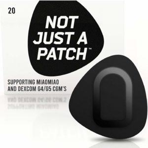 Miao Miao & Dexcom G4/G5 patch Black | Not Just a Patch