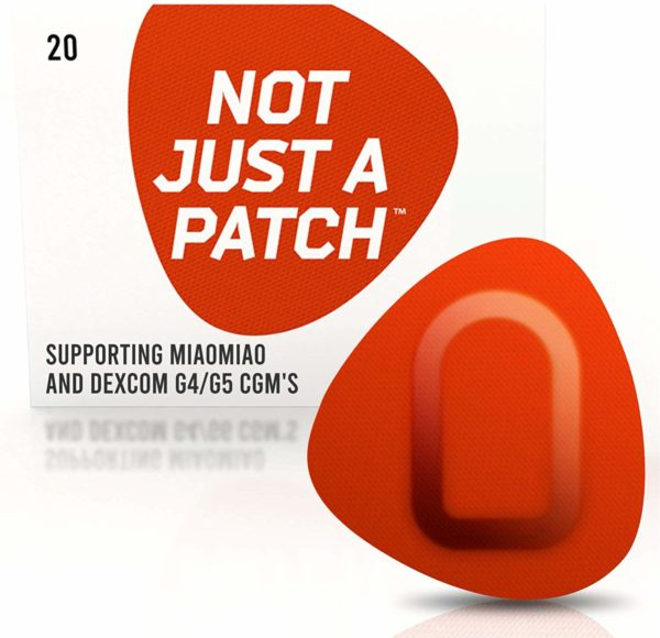 Miao Miao & Dexcom G4/G5 patch Orange | Not Just a Patch