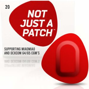 Miao Miao and Dexcom G4/G5 patch | Not Just a Patch