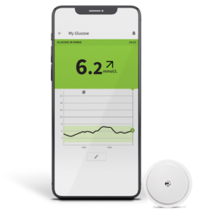 Freestyle Libre 2 and smartphone